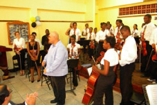 Marchand Youth Orchestra & Choir Concert The Voice, Saint Lucia Journal